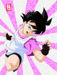 Videl - Dragon Ball Z by SnaKou
