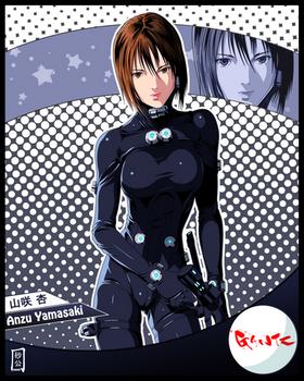 Anzu Yamazaki - Card (Gantz)