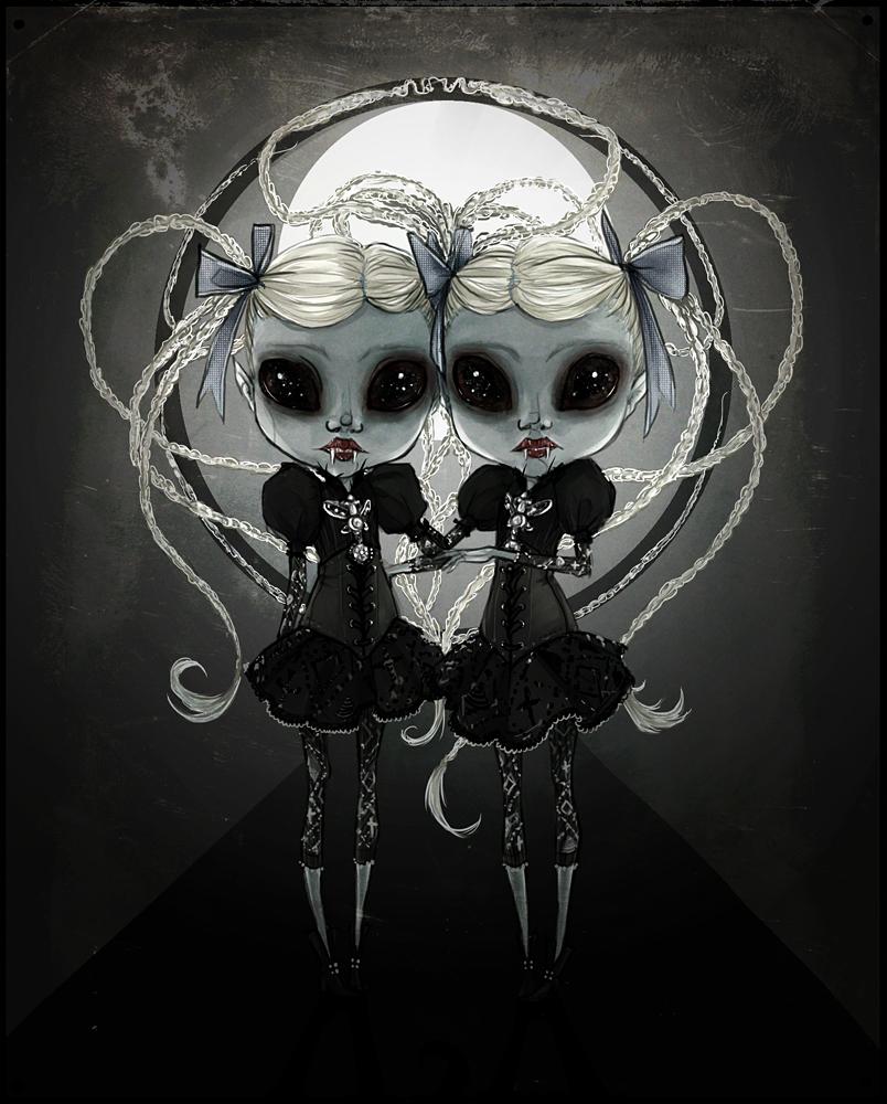 Twinsies by H-e-n-r-i