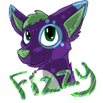 Fizzy by DragonCartoons