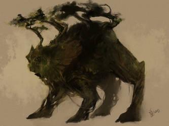 Another ent (species:Oak)