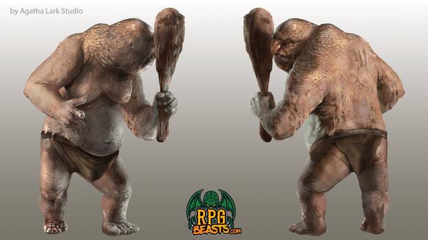 Ogre-RPG Beasts