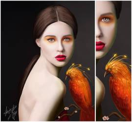 fantastic girl by a-bahrami