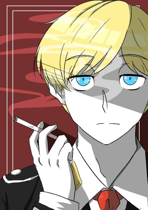 Smoke Another Cigarette by penco-kun