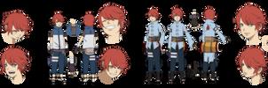 [Boruto OC] Hyuga Akito`s profile