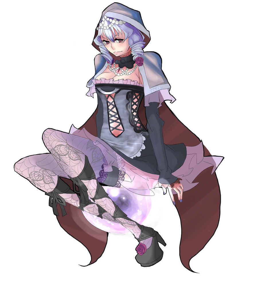 Viola by nightybunny