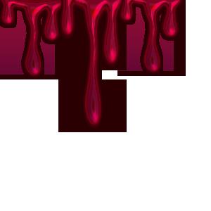 dripping blood by sleeprobber on deviantart rh sleeprobber deviantart com dripping blood clipart dripping blood clipart