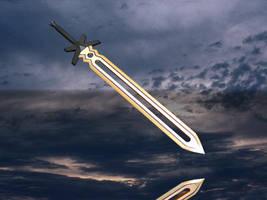 Medusa - Chrysaor's Sword by Gorgon-Medusa