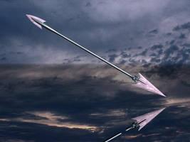 Medusa - Stheno's Spear by Gorgon-Medusa