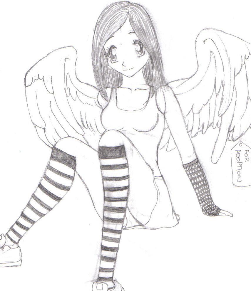 Angelforadoption Anime By AngelForAdoption