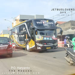 Javanese Runner: You are The Reason by JETBUSLOVERS