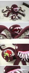 giant octopus plush by grelin-machin