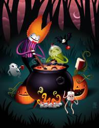 Witche's Brew by grelin-machin
