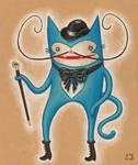 Mister Feline - sketch