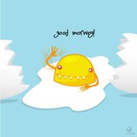 happy egg by grelin-machin
