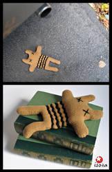 dead woodchuck by grelin-machin