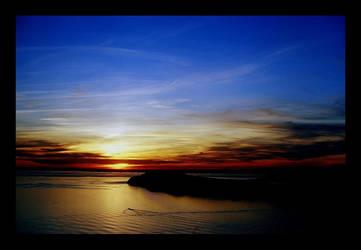 Sunset II by BioAndariel