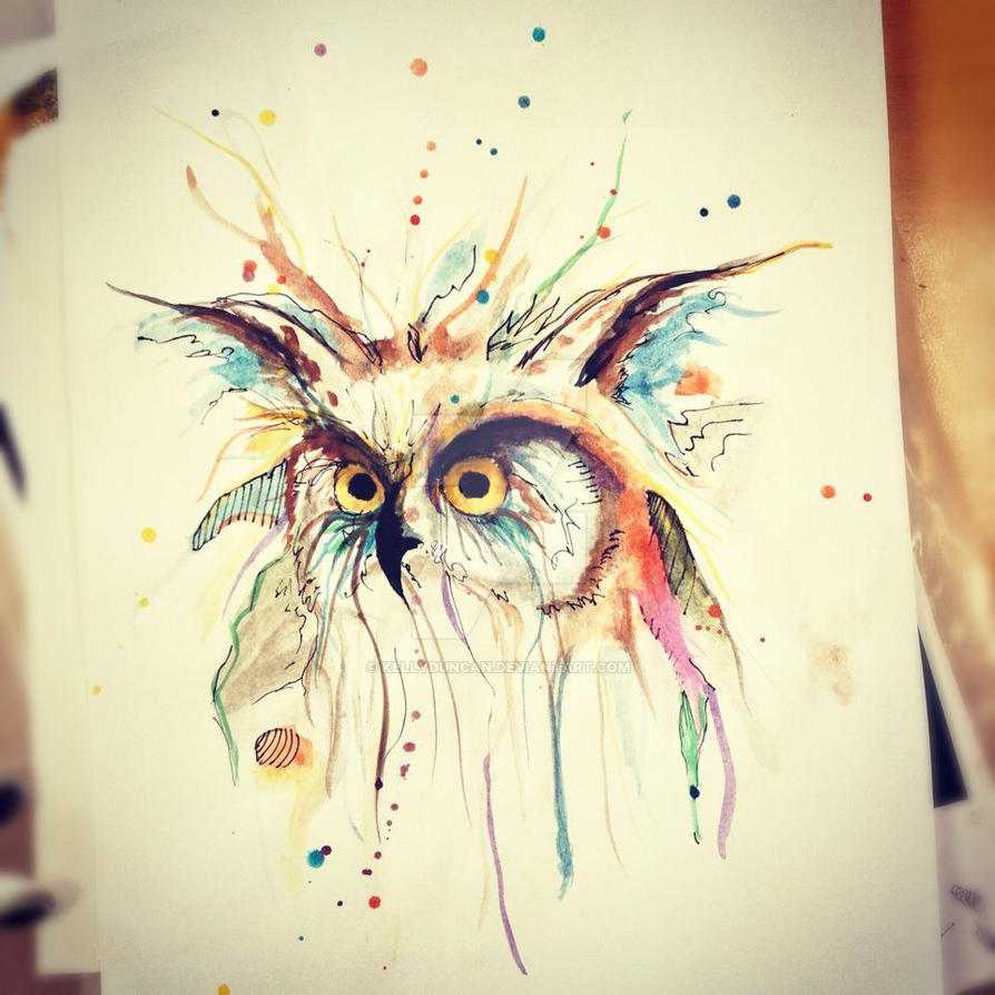 Owl by kellyduncan