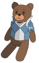 Early Birthday Present: FREDDY BEAR by RubyDragonCat