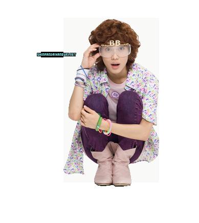 PNG : Shinee Taemin by chazzief