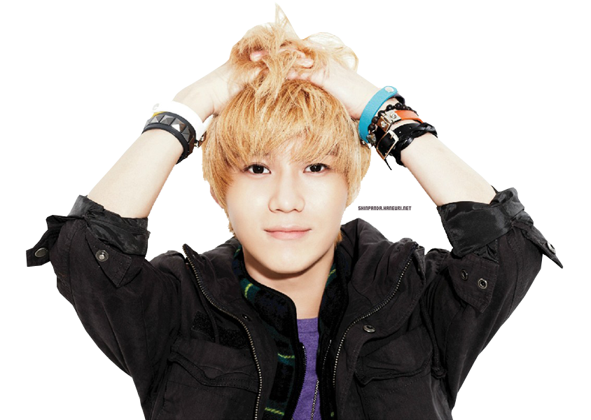 PNG : SHINEE Taemin 2 by chazzief