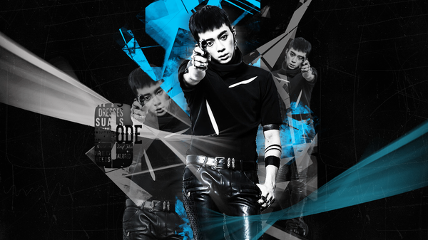 WALLPAPER : AlphaBAT Code by chazzief