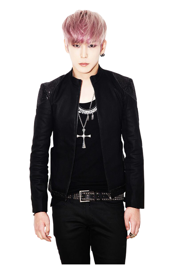 PNG : B.A.P Himchan by chazzief