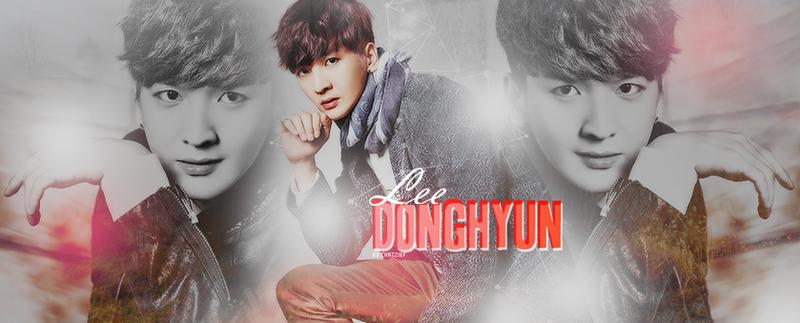 BLOG HEADER: LUKUS DONGHYUN by chazzief
