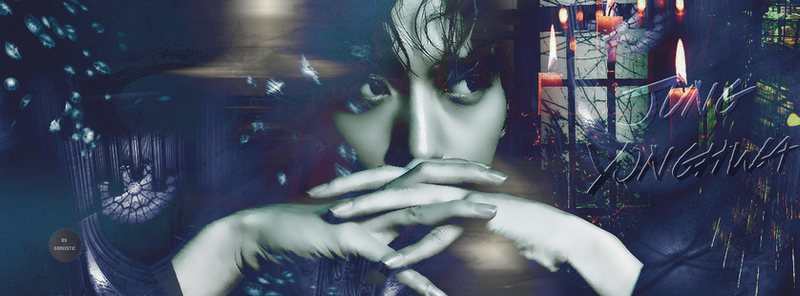 FB COVER: JUNG YONGHWA by chazzief
