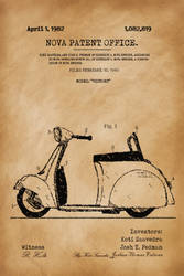 Vickey Patent by angeloftheafterlife