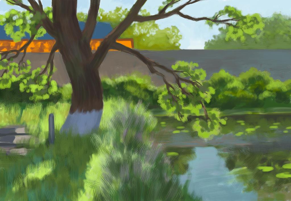 Summer by hayfootstrawfoot
