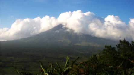 Philippines - Albay - Bicol Region - Mayon Volcano