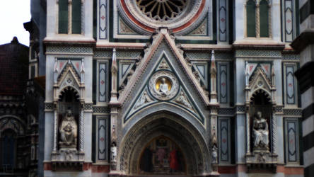 Italy - Florence - Cathedral Santa Maria del Fiore