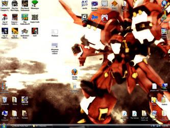 My 3rd desktop. by andrewsallee