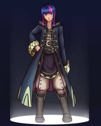 Twilight tactician by andrewsallee