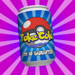 Poke'Cola (A Photoshop project)