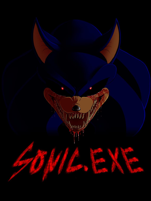 Sonic EXE by PYC-Art