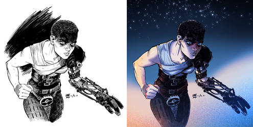 Cameron Stewart's Imperator Furiosa by Lincelots