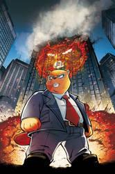Mr Beaver Issue 5 Cover