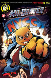 Mr.Beaver issue 01 New York comicon special