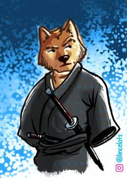 Yojimbo, image for my new avatar