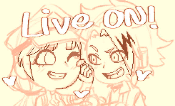 [LIVESTREAM OFF] commissions
