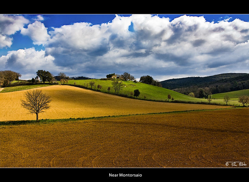 Near Montorsaio by Marcello-Paoli