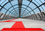 Red Line by Marcello-Paoli