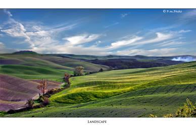 Landscape by Marcello-Paoli