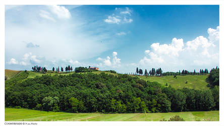 Countryside by Marcello-Paoli