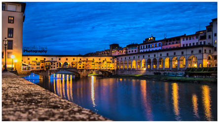 Morning Florence by Marcello-Paoli