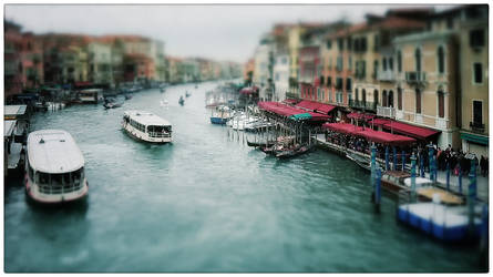 Little Canal Grande by Marcello-Paoli