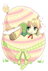Easter Egg England by m-miron