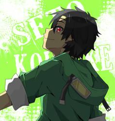 Seto Kousuke by m-miron